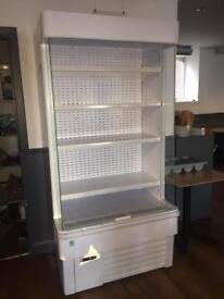 Multideck fridge/dessert display Catering equipment
