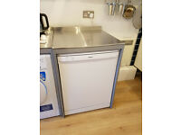 Ikea UDDEN Stainless Steel Work Table/ Freestanding Kitchen