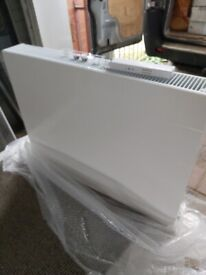 Designer Radiator, Flat Panel, 800mm Wide x 600mm Tall, Brand New, Coventry