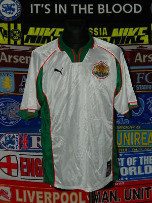 5/5 Bulgaria adults XXL MINT 1998 retro rare football shirt jersey soccer  image