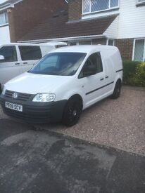 *LOW MILAGE* 09 Volkswagen caddy very tidy
