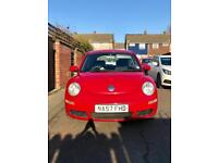 Volkswagen Beetle 57 1.6litre petrol manual
