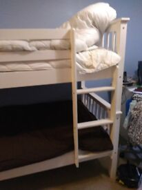 Practically brand new bunk bed for sale