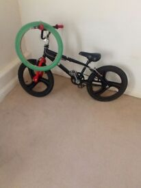 For sale yizhan bmx with mag wheels