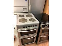 Silver electric cooker £109 delivered