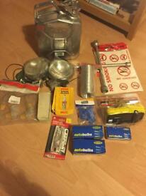 Car items bundle
