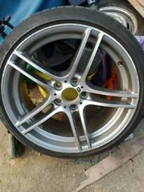 Bmw style 313 alloys *damaged*