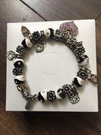 Ladies new pandora bracelet