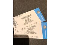 2x Balcony Tickets To See The View At Dundee Caird Hall