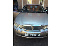 Hi Gold Coloured Rover Connoisseur Saloon 2.5 Excellent Condition