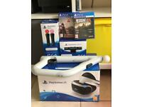 PlayStation Vr complete setup