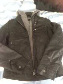 Burton gents jacket, never worn size small