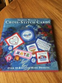 Some great books for quilting or cross stitch enthusiast