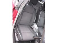 Subaru Forester Turbo XT Front & Rear Seats With Door Cards