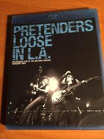 Pretenders Loose in LA BluRay Disc