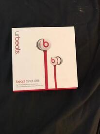 Brand new Beats by Dr. Dre Earphones