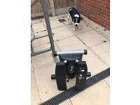 Lateral thigh trainer good condition