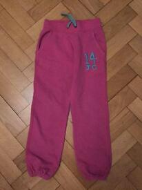 Joules tracksuit bottoms aged 5