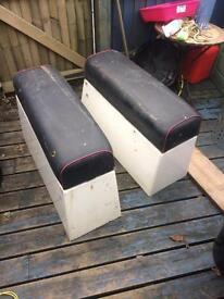 Rib seats