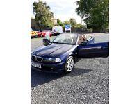 BMW 318i Convertible -Long Mot