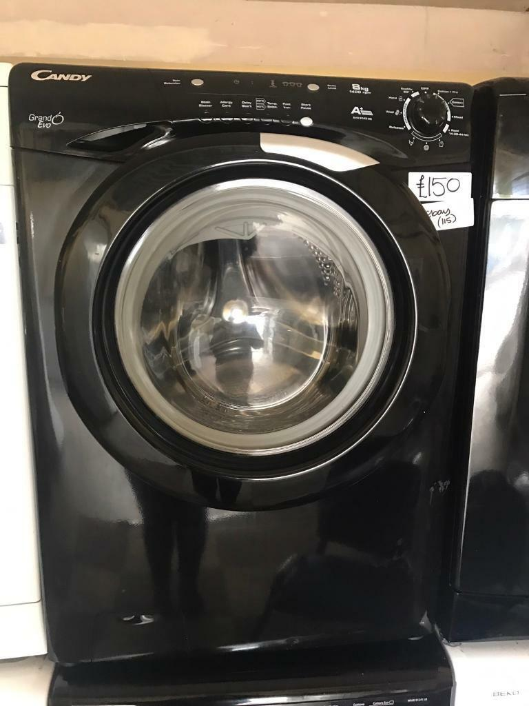 CHEAP 8KG CANDY WASHING MACHINE WITH GUARANTEEin Wolverhampton, West MidlandsGumtree - PERFECT WORKING ORDER 3 MONTHS GUARANTEE GREAT CONDITION VERY CLEAN AND TIDY 8 KG LOAD1400 SPINA RATEDPLANET APPLIANCE 27 WOOD STREET WOLVERHAMPTON WV109DS 07885423391