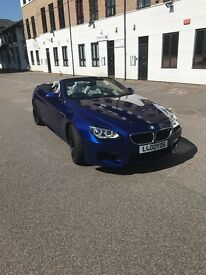 BMW M6 Convertible - Competition Package - 600BHP!