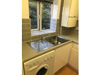 One Bedroom flat with private parking