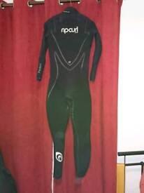 Ripcurl Insulator E3 6.4 female wetsuit size 10/12