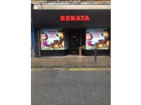 Shop Unit for rent