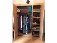 very wardrobe 3 door very good condition