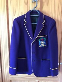 Boys Marr College School Blazer