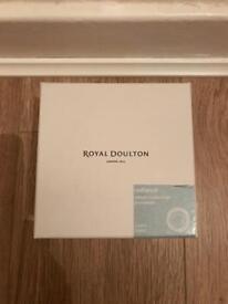 Royal doulton tea light candle holder