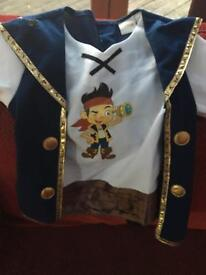 Pirate dress up top age 5-6