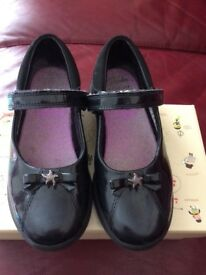 Girls Clark's School Shoes, size 11.5 E