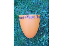 Ice bucket veuve clicquot