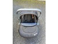 **BRAND NEW** silver cross car seat