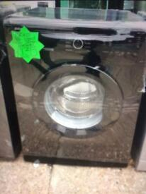 Black beko 7kg washer machine