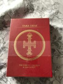Take that The circus live dvd &2010 diary