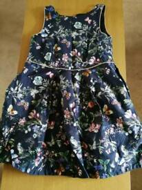 Girls M&S Party Dress