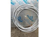Free underfloor heating pipe