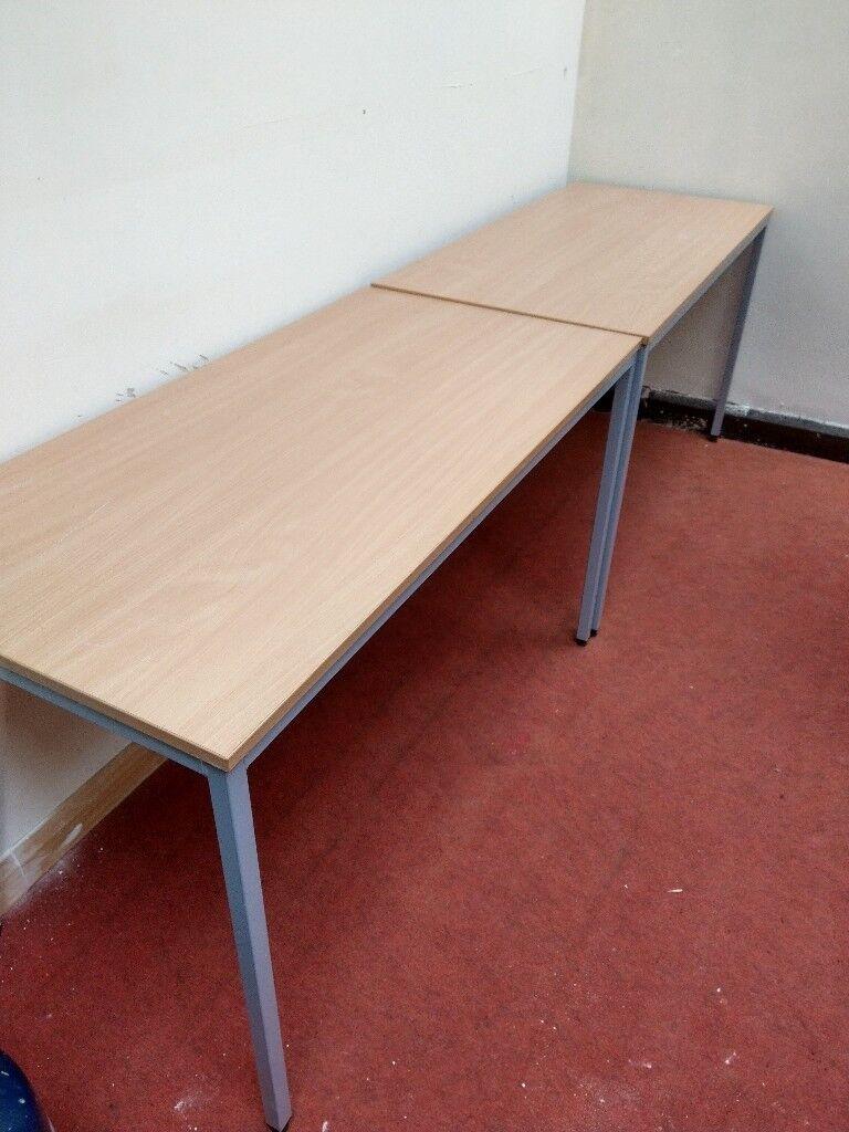 school rectangle table. Office Furniture Rectangle Study Computer Desk School Table Adjustable Legs 120cm X 160 Cm H 72cm