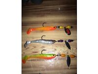 Pike lures