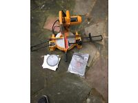 JCB COMPOUND MITRE SAW £80 ono