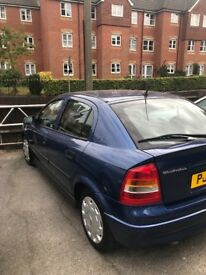 Automatic Vauxhall Astra 57000 miles