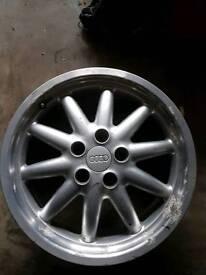 Audi Quattro wheels 17 inch