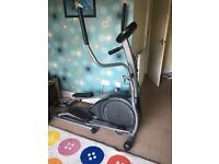 Horizon Andes 150 fold away cross trainer