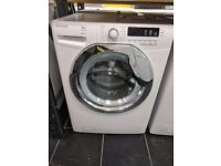 New Graded Hoover Washing Machine 8kg (12 Month Warranty)