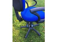 Operator Chair With Arms
