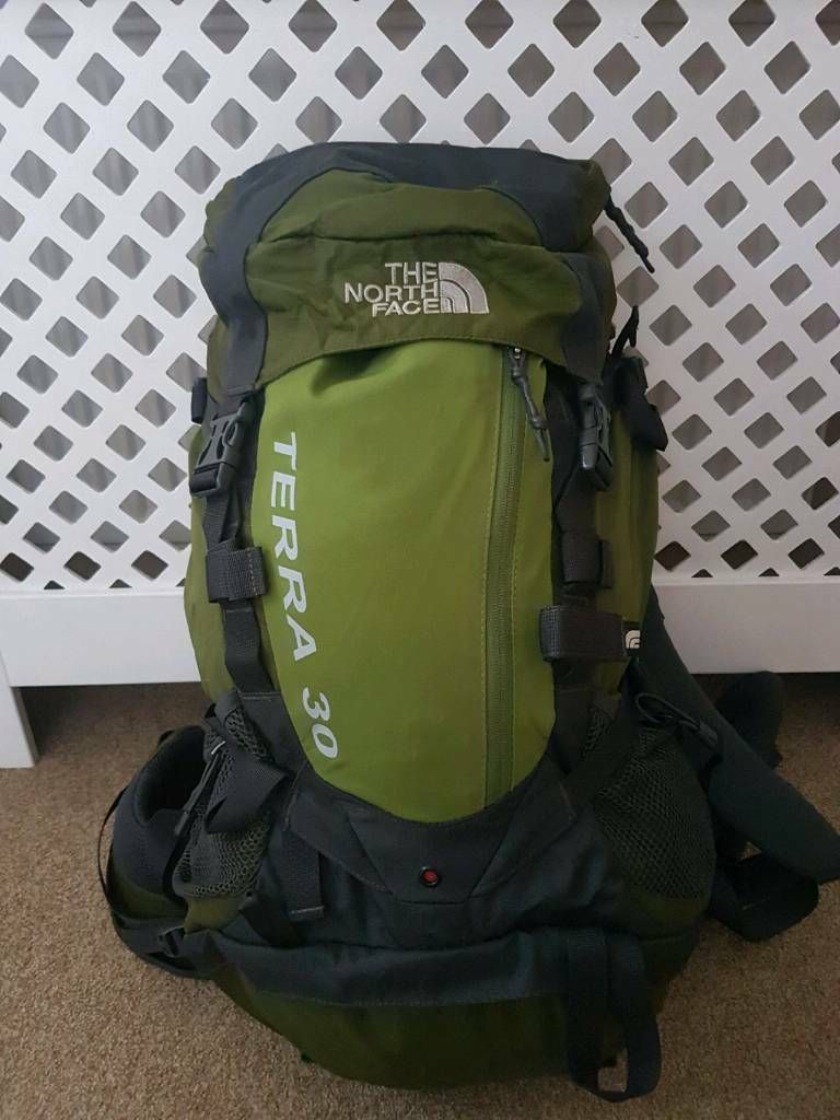 the north face terra 30