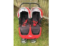 Mini City Jogger Double buggy